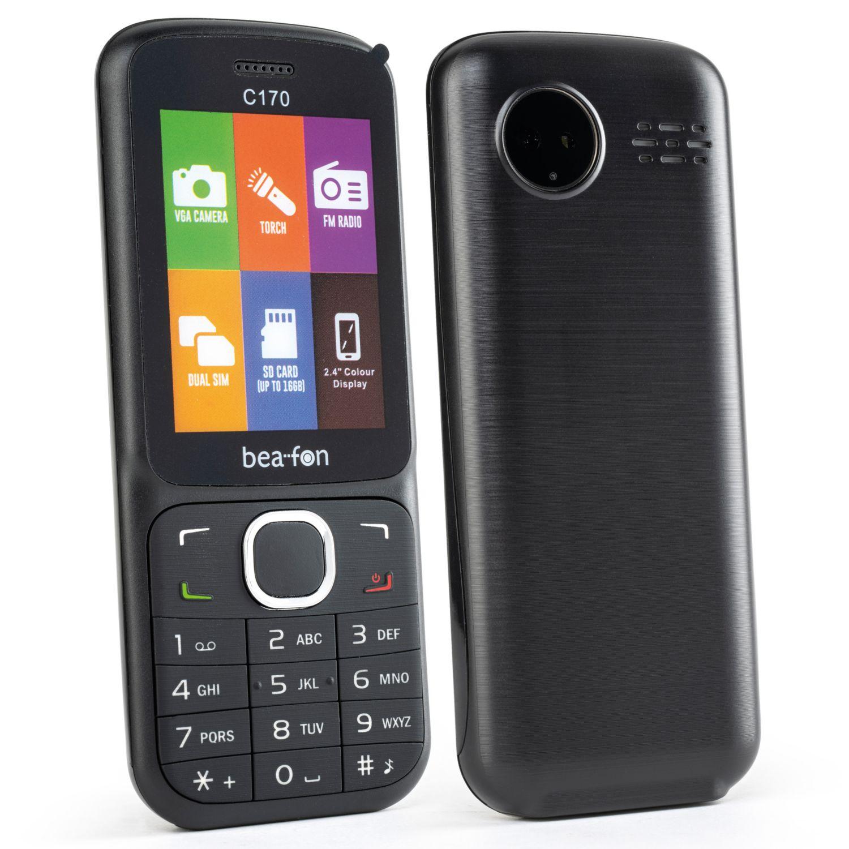 Beafon C170 - Designorientiert klassisches Feature Phone