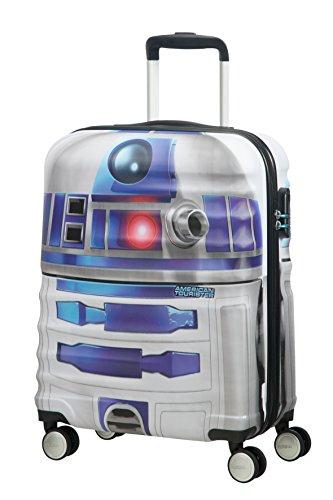 American Tourister Trolley - Wavebreaker Spinner Disney Star Wars R2/D2