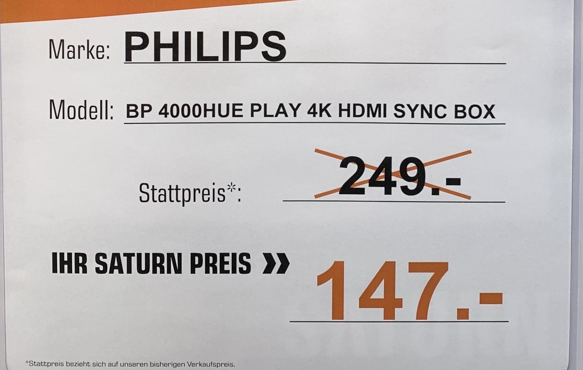 Philips Hue Play Box
