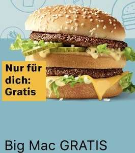 Mcdonalds-Freebies in der App