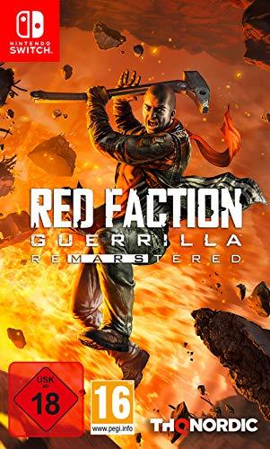 Red Faction Guerrilla Re-Mars-tered für Nintendo Switch