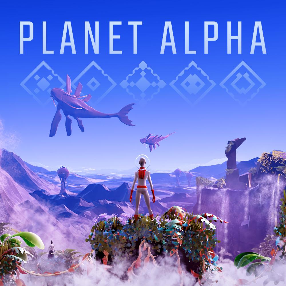 ( SWITCH) Planet Alpha Nintendo Switch