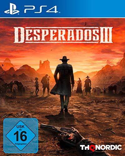 Desperados 3 (Playstation 4/Xbox)