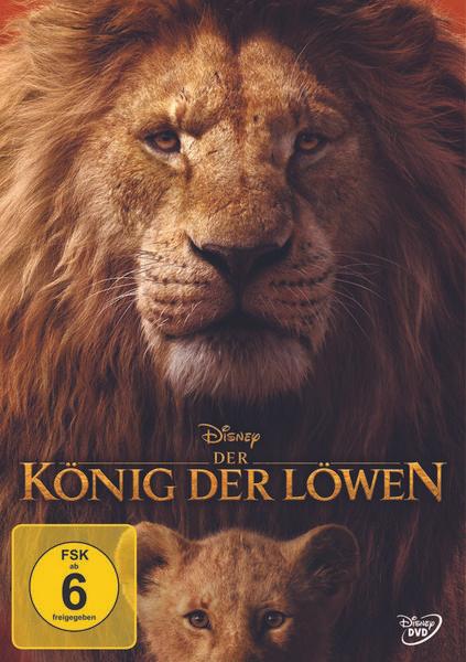 Kinder- und Familienfilme um bis zu -30% bei Thalia. ZB. Disney König der Löwen DVD um nur 12,99€