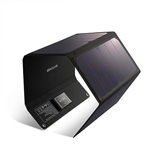 RAVPower Solar Ladegerät 28W