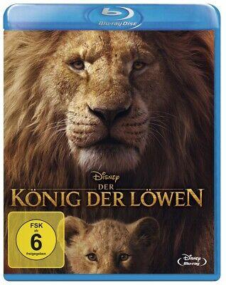(BLU-RAY) Der König der Löwen - 2019 (Realverfilmung)