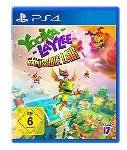 Yooka-Laylee and the Impossible Lair für Playstation 4