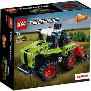 LEGO Technic - Mini Claas Xerion (42102)