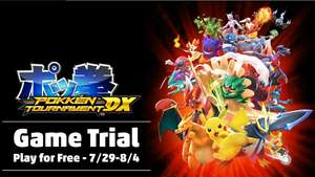 Pokémon Tekken DX kostenlos spielen (Switch Online)