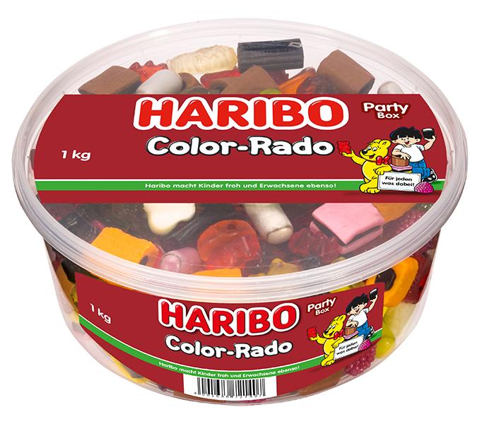 Haribo Color Rado, 1kg