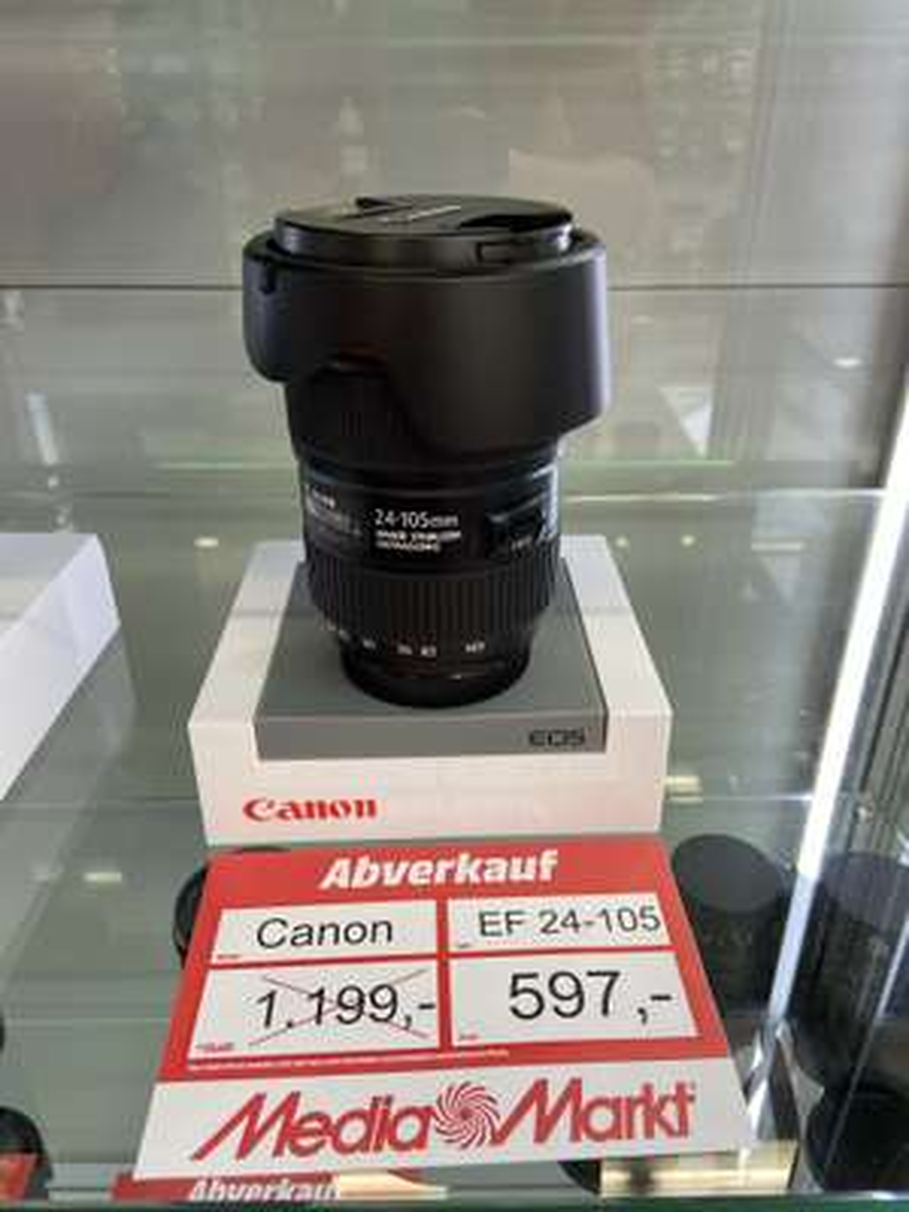 Kamera Abverkauf MediaMarkt Klagenfurt
