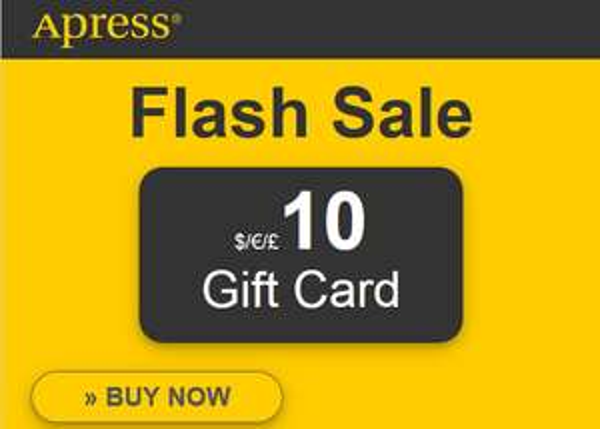 Apress: 10€ Gutschein ab 20€ Einkaufswert