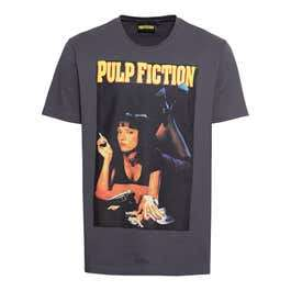 Pulp Fiction /Terminator T shirts