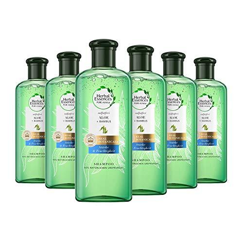 6x225ml Herbal Essences PURE Shampoo