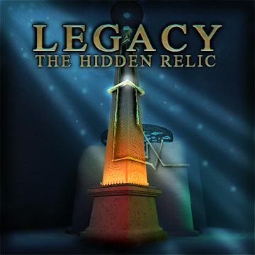 Legacy 3 - The Hidden Relic (Android) kostenlos im Google PlayStore (DE/EN/FR/ES/SW...) ohne Werbung und ohne InApp-Käufe