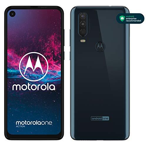 Motorola One Action, 4GB/128GB