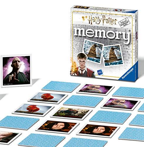 Ravensburger 20560 - Harry Potter Mini Memory-Spiel