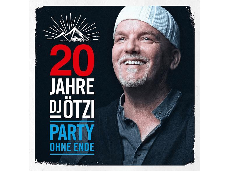 20 Jahre DJ Ötzi Party Ohne Ende (Doppel-CD)