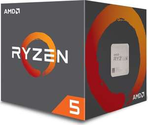 AMD Ryzen 5 1600 6× 3,2 GHz ( Summit Ridge ) Sockel AM4 - boxed