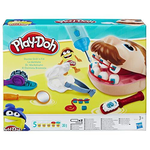 Preisjäger Junior: Play-Doh - Dr. Wackelzahn