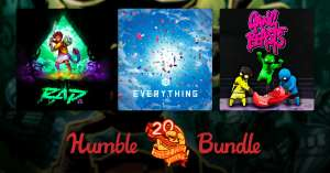Humble: Double Fine 20th Anniversary Bundle 23 Games (Psychonauts, Day of the Tentacle, Full Throttle, Brütal Legend, Headlander,....) 8Euro