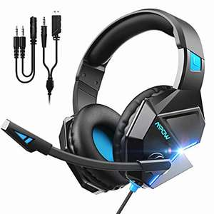Mpow LED Gaming Headset