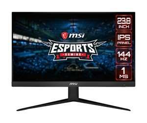 "[proshop] MSI Optix G241 E-Sports 23,8"" FHD 144Hz 1ms AMD IPS Gaming Monitor"