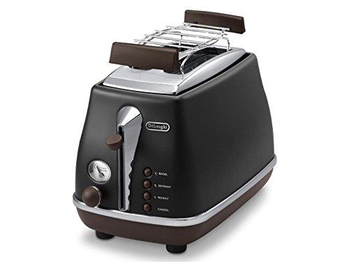 De'Longhi Toaster Icona Vintage CTOV2103.BK - (Generalüberholt)