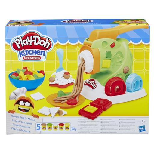 Play-Doh - Nudelmaschine, inkl. 5 Play-Doh Dosen