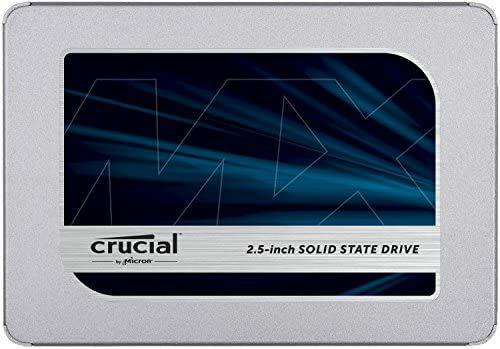 """Crucial MX500 1TB 2,5"""", SATA (CT1000MX500SSD1)"""