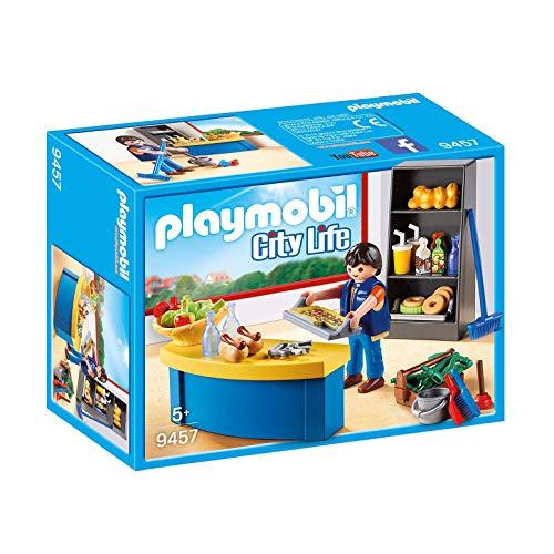 Preisjäger Junior: Playmobil 9457 Hausmeister mit Kiosk