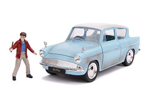 Ford Anglia Baujahr 1959, mit Harry Potter Figur