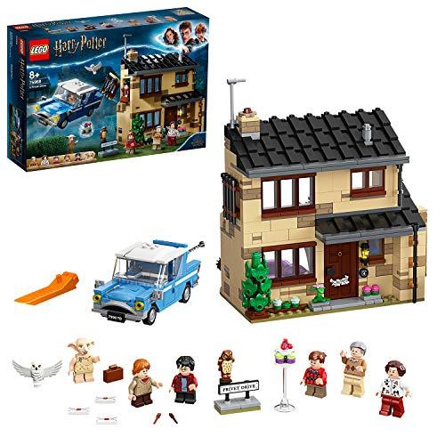 LEGO Harry Potter - Ligusterweg 4 (75968)