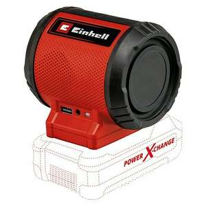 Einhell Power X-Change Bluetooth-Lautsprecher TC-SR 18 Li BT Solo