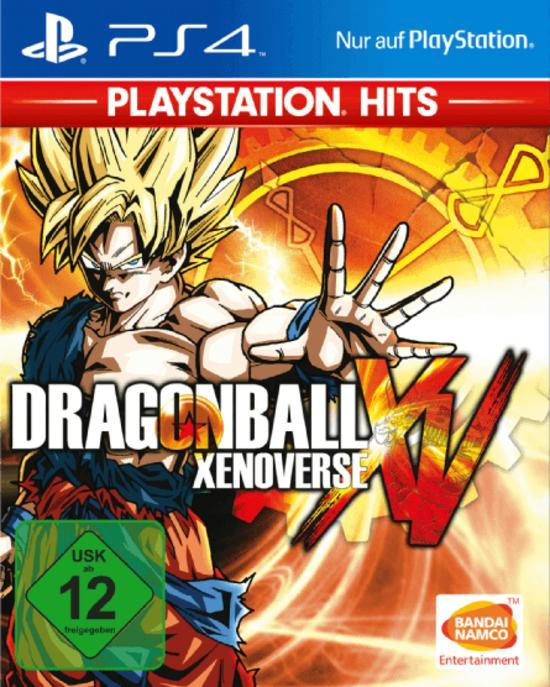 Dragonball Xenoverse /Tales of Berseria jeweils Playstation Hits Edition NEU (PS4) lokal bei vielen Gamestops noch um 9,99 zu haben
