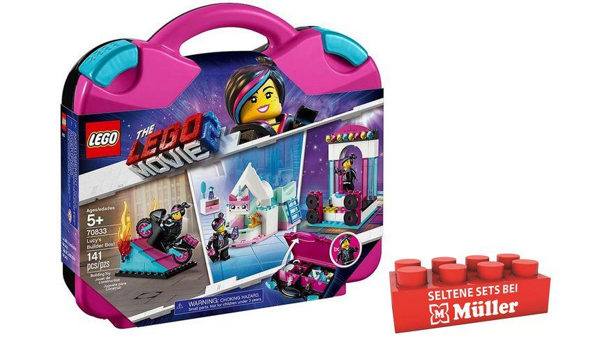 LEGO The Movie 2 - Lucys Baukoffer! (70833)