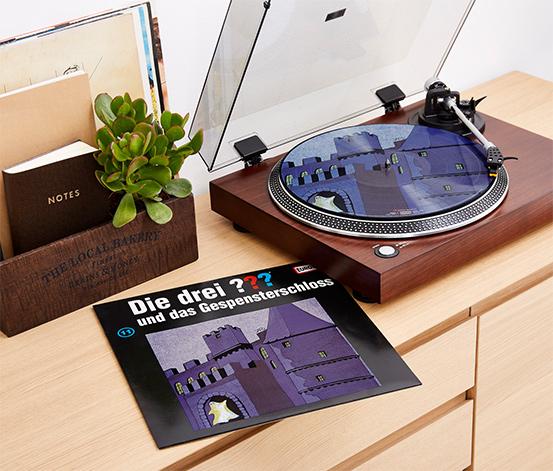 Die drei Fragezeichen ...und das Gespensterschloss [Vinyl LP]