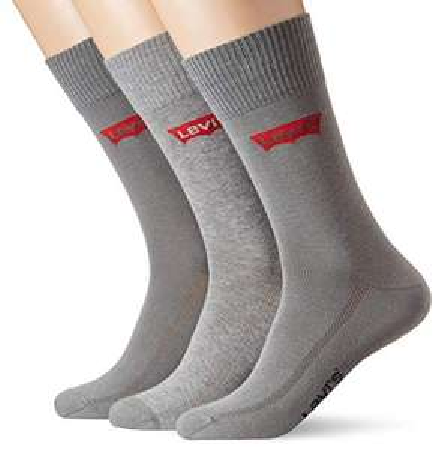 Levi's Herren Levis 168sf Regular Cut 3p Socken mit Coupon (schnell sein!)