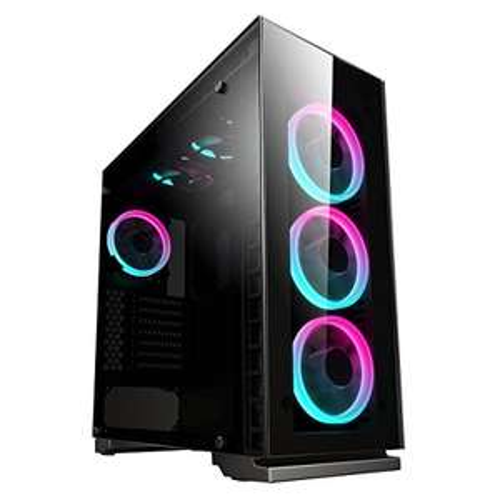 Game Max Spectrum RGB Gaming Midi Tower