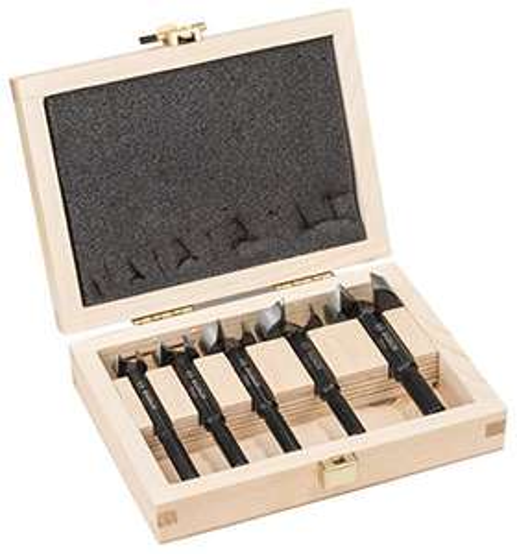 Bosch Professional 5tlg. Forstnerbohrer Set (für Holz, Ø 15/20/25/30/35 mm, Länge 90 mm