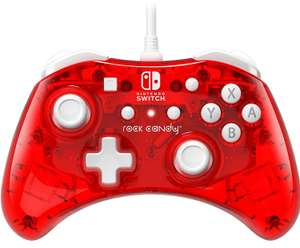 PDP Nintendo Switch Rock Candy Wired Controller Stormin Cherry