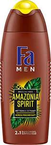 FA MEN 2in1 Duschgel Brazilian Vibes Amazonia Spirit