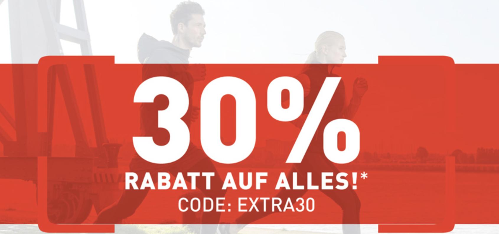 Runnerspoint: 30% Rabatt auf ALLES inklusive Sale