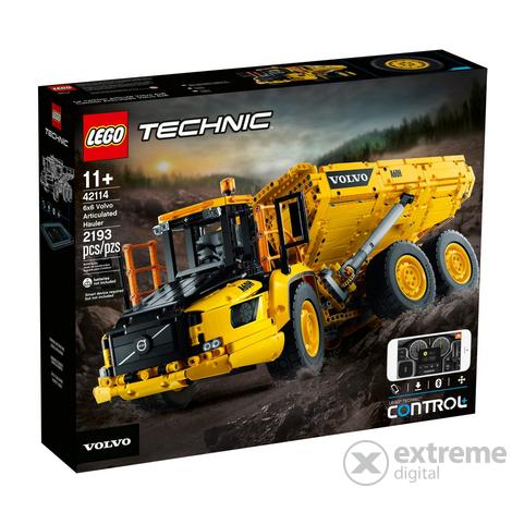 [ExtremeDigital] LEGO Technic - Knickgelenkter Volvo-Dumper um 195€ statt (225€)