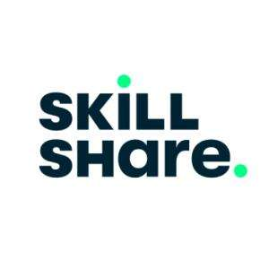 Skillshare Premium: Online-Lernkurse 2 Monate kostenlos