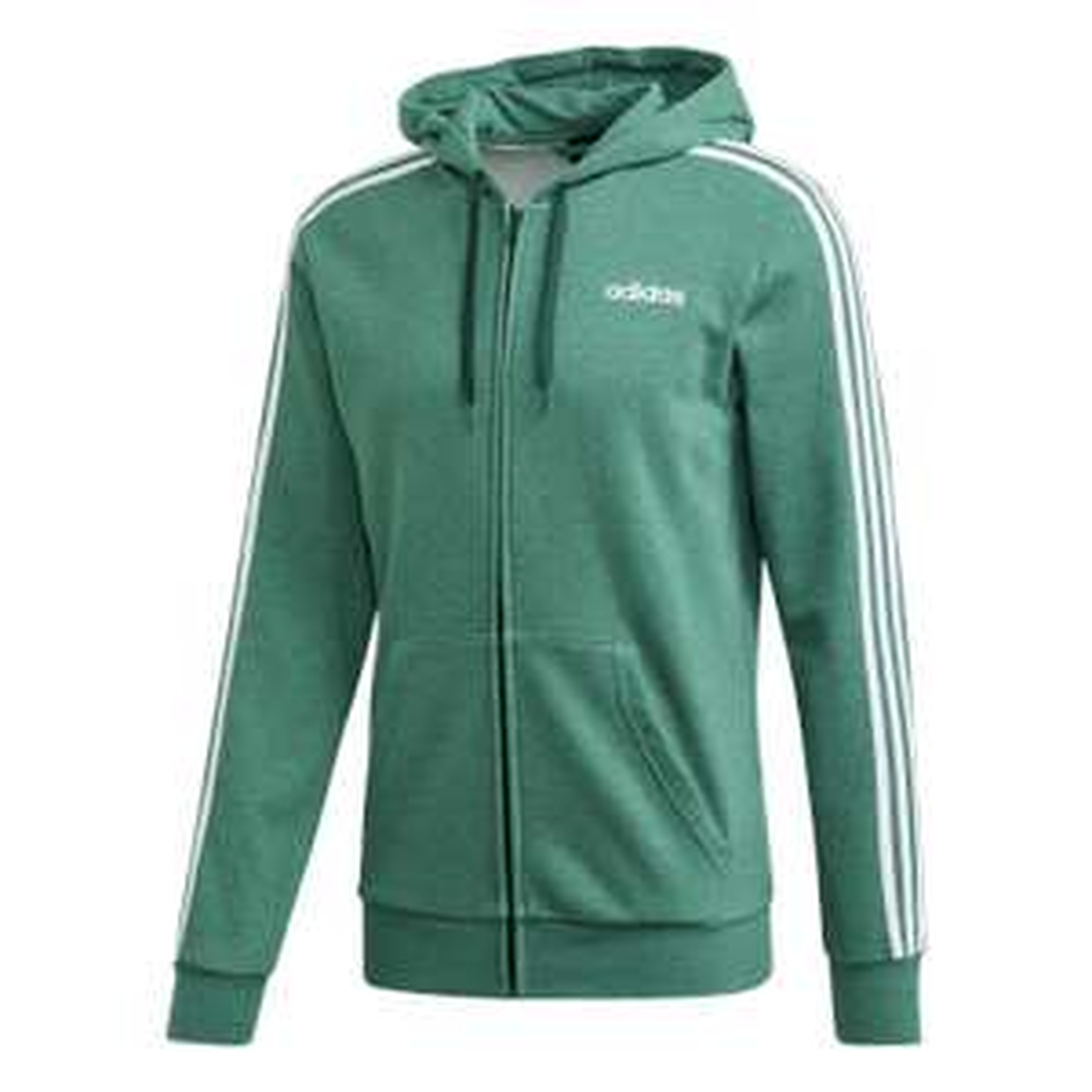 Adidas Kapuzenjacke Essentials 3S FZ