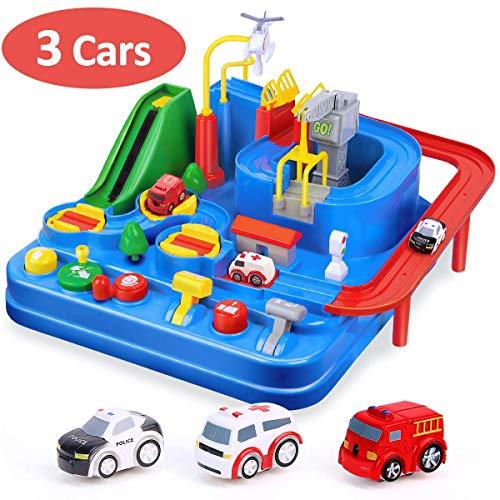 Track Cars Spielzeug für Kinder (Blitzangebot)