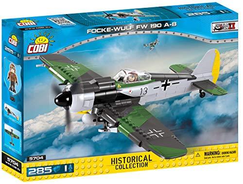 Cobi Historical Collection WW2 - Focke-Wulf Fw190 A-8 (Cobi 5704)