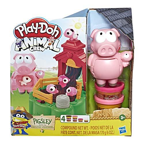 Play-Doh Animal Crew Pigsley Kleine Schweinchen Spielset