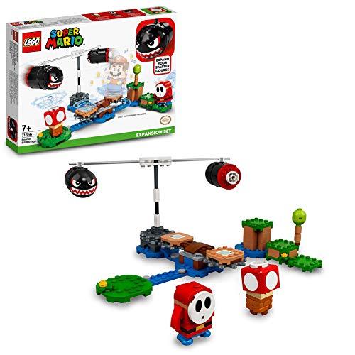LEGO 71366 Super Mario Riesen-Kugelwillis – Erweiterungsset
